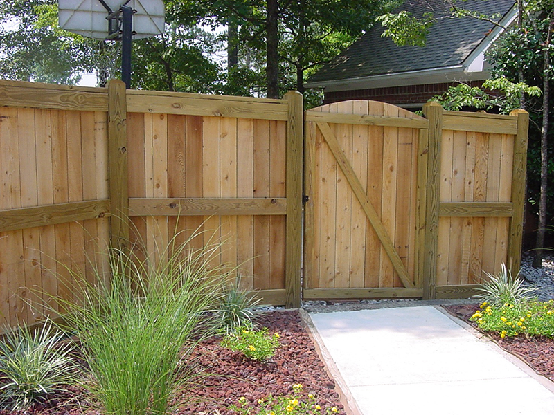 walnut creek deck and fence