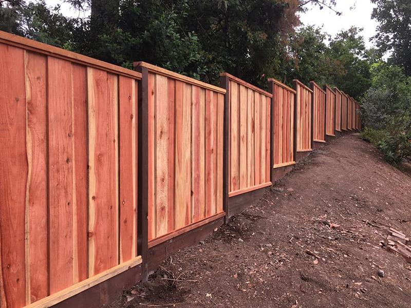 fence builders walnut creek